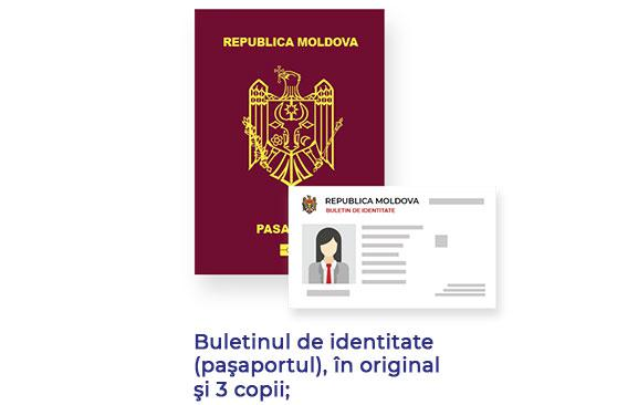 buletinul de identitate